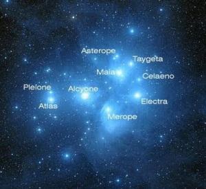 Alcion-Pleiades