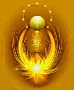 Lotus da Luz Dourada