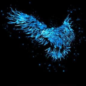 Águia Azul de Sírius