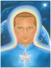 Comandante Quanntyarr, Nave Diamante Azul de Alpha Sirion e Alpha Centauri