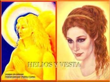 Helios e Vesta