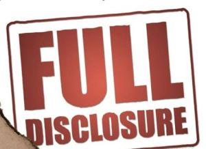 Full Disclosure-Post-07.03.2016