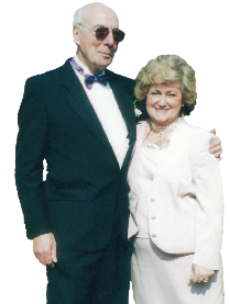 Montague e Veronica Keen