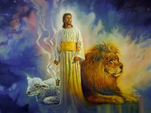 Cristo - Leão