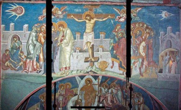 crucificacao-de-cristo-visoki-decani-monastery