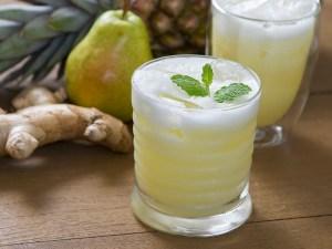 suco-pera-abacaxi-gengibre