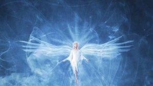anjo-azul