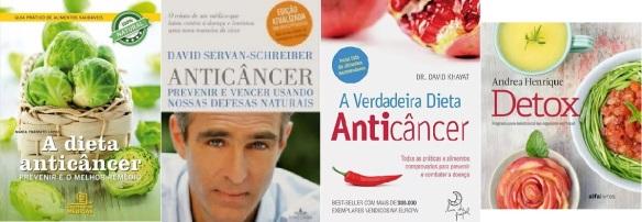 Livros - Dietas - Cancer