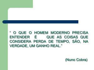 Nuno Cobra